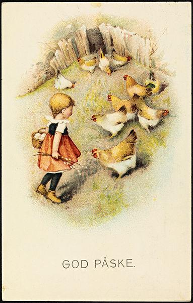 God_påske,_ca_1933
