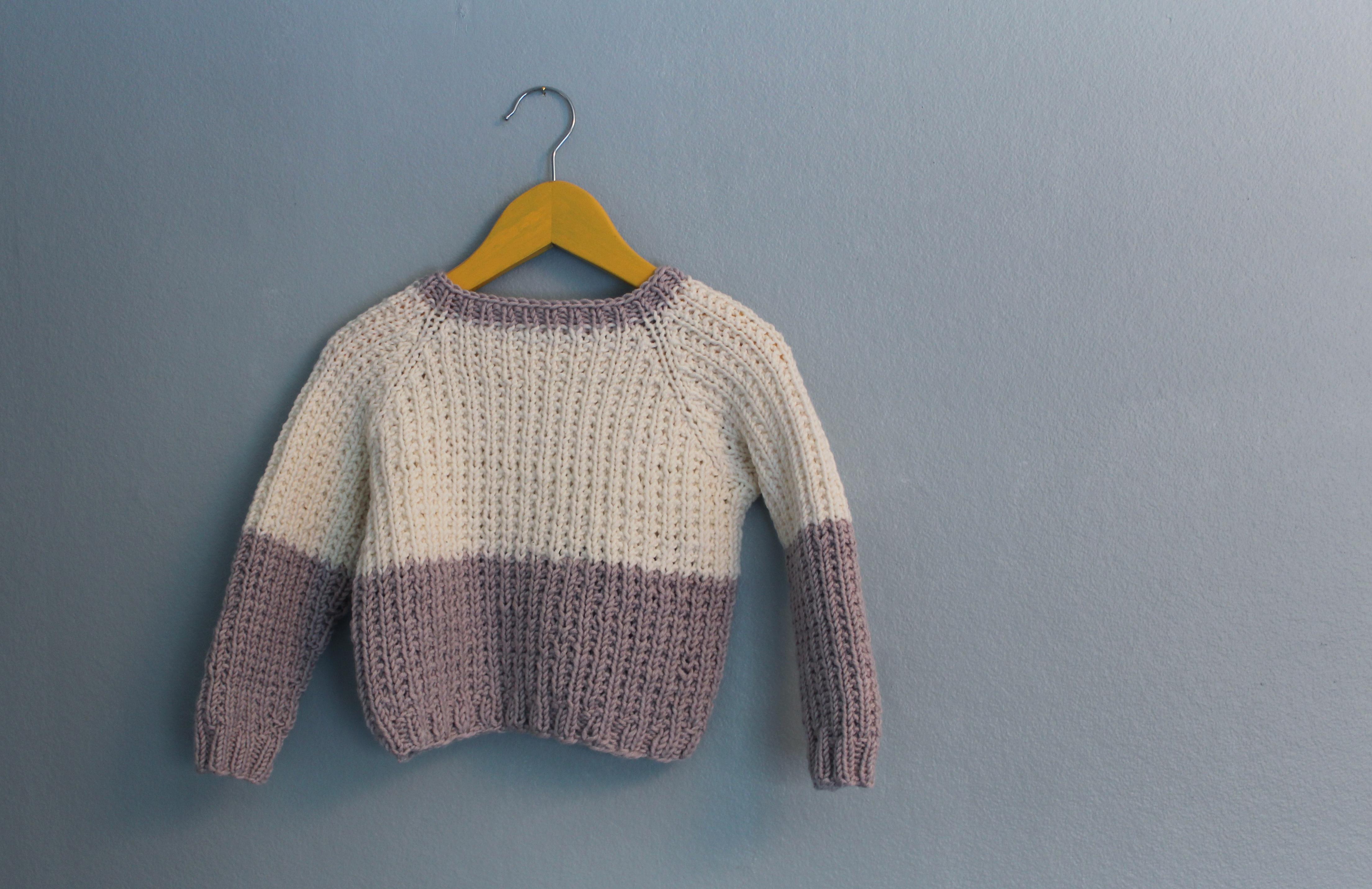 c2a01cb8 Tips og triks: Hvordan lage din første genser! | Søstrene Miljeteig