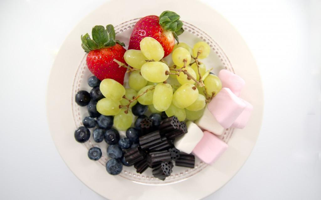 fruktspyd ingredienser